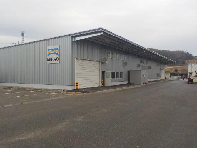九州新工場棟