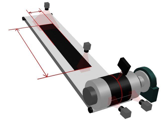 センシング機構(イメージ図)