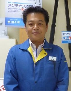 松本制振ビジネスチームリーダー