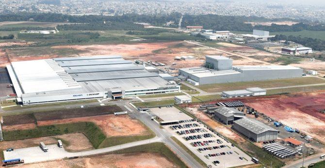 TB工場建設とPC・LTの増産を行うブラジル工場