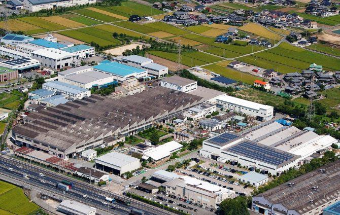 バンドー化学加古川工場