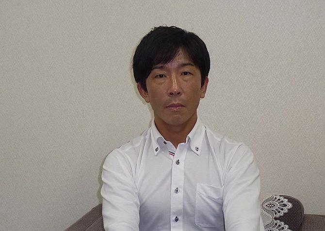 十川行洋取締役