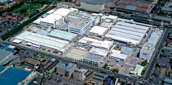 ニッタ奈良工場及びGUA工場