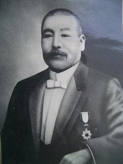 山田猪三郎氏
